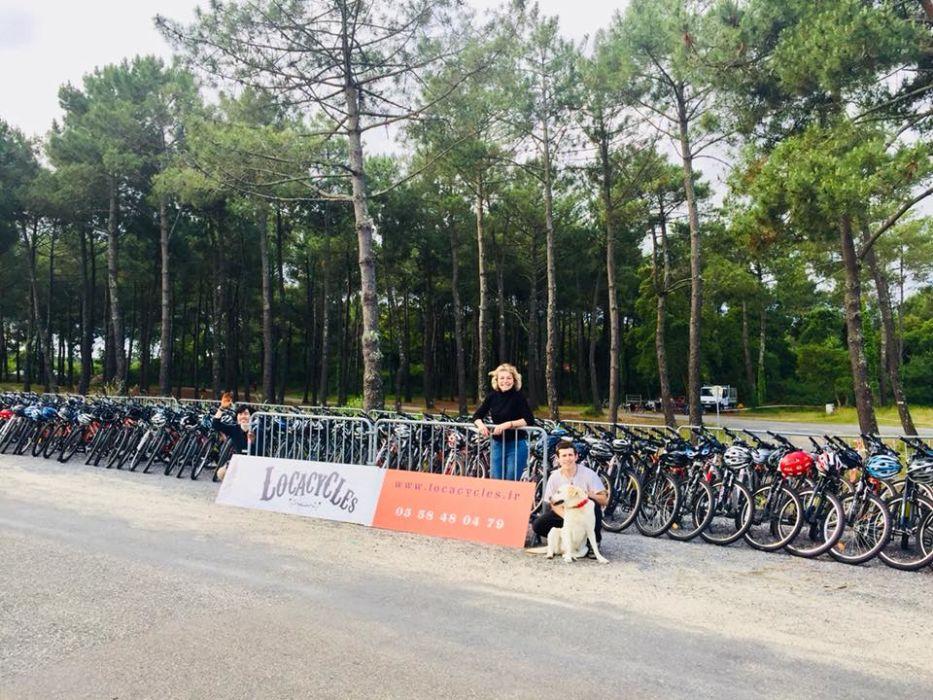 Locacycles - Location des vélos pour groupes