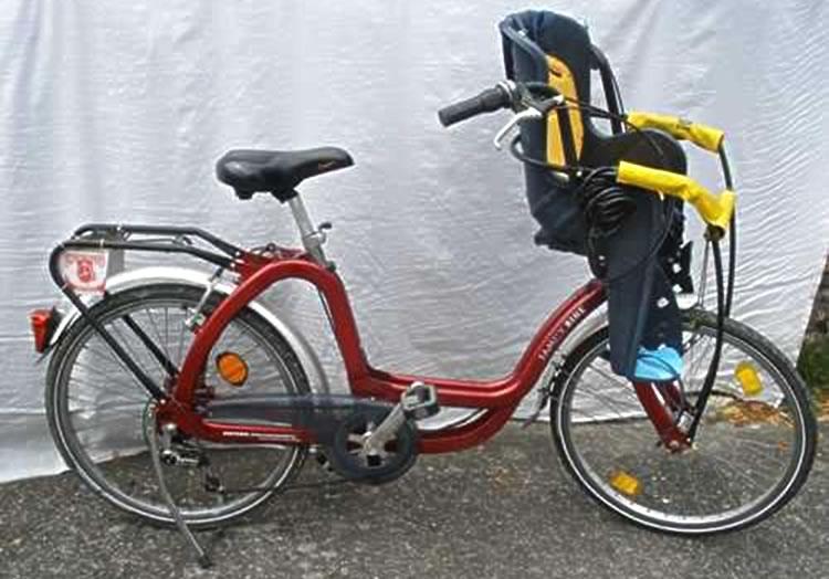 Location de Family bike